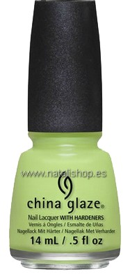 CHINA GLAZE Off Shore - Be More Pacific