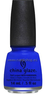 CHINA GLAZE Off Shore - I Sea The Point