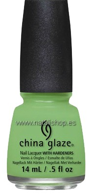 CHINA GLAZE Off Shore - Shore Enuff
