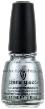 CHINA GLAZE Silver Lining 80426 - 14 ml