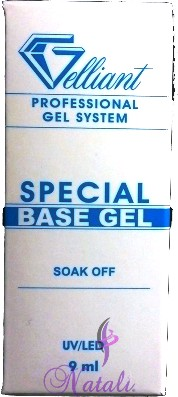 Gelliant Pro. special Base Gel UV/LED de 9 ml